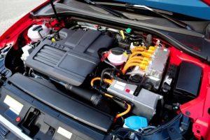 Motore di auto ibride