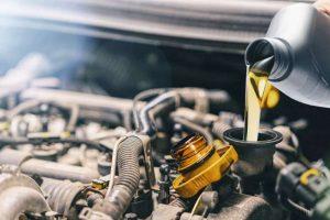 Come cambiare olio motore